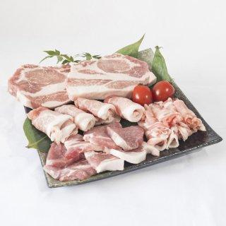 朝霧ヨーグル豚を味わう! 味わいセット