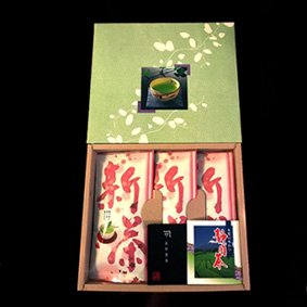 """<span style=""""color:#FF0000"""">【静岡ギフト】</span>姫の里 かぶせ茶 100g x 3袋セット"""