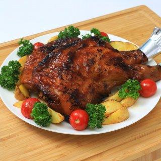 静岡県産銘柄鶏「富士の鶏」骨付きモモ肉セット