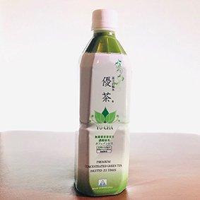 無農薬濃縮緑茶「富士の極み優茶」500ml