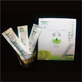 無農薬濃縮緑茶「富士の極み優茶」スティックタイプ25ml×30本入り