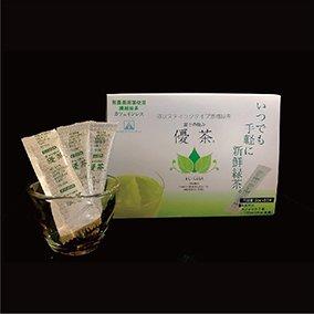 無農薬濃縮緑茶「富士の極み優茶」スティックタイプ5ml×60本入り
