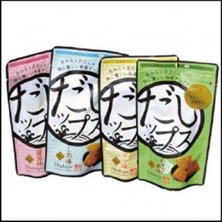 おからとおだしの和風チップス<p></p>「だしっプス」20袋(4種×5袋)