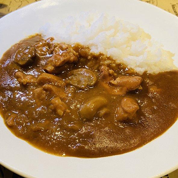 静岡県産銘柄鶏「富士の鶏」チキンカレー6箱セット