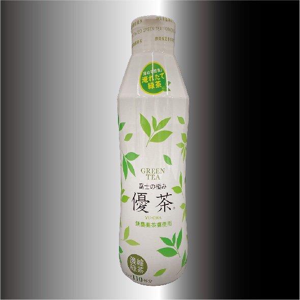 富士の極み優茶 450ml 濃縮緑茶