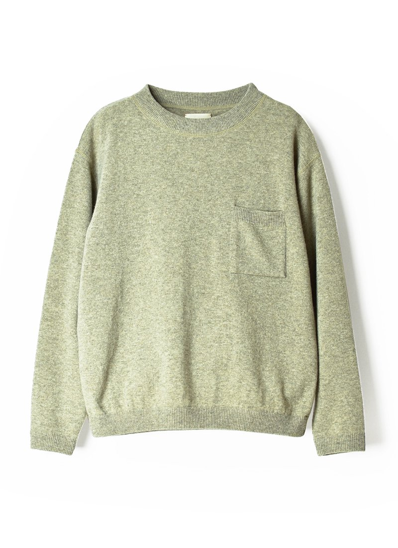 MEYAME 3-Needle Knit Po TWOKNOP LTD