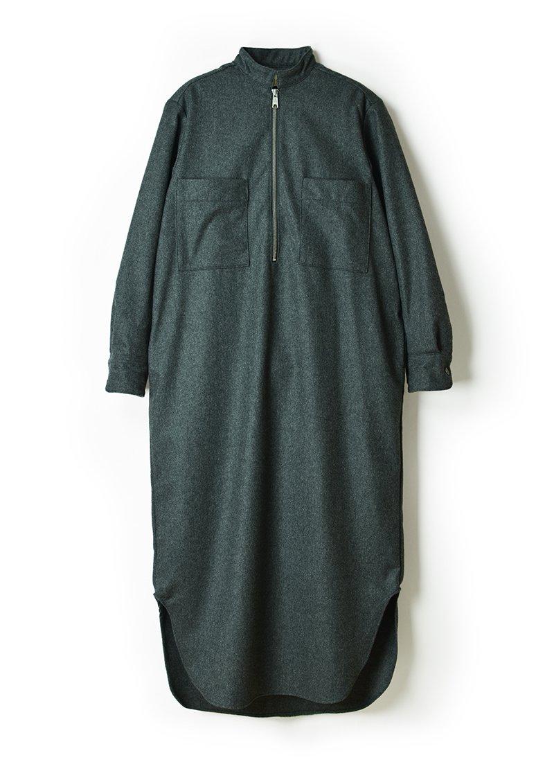 MEYAME Wool Zip Dress