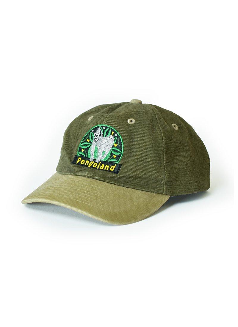 USED Pongoland Cap