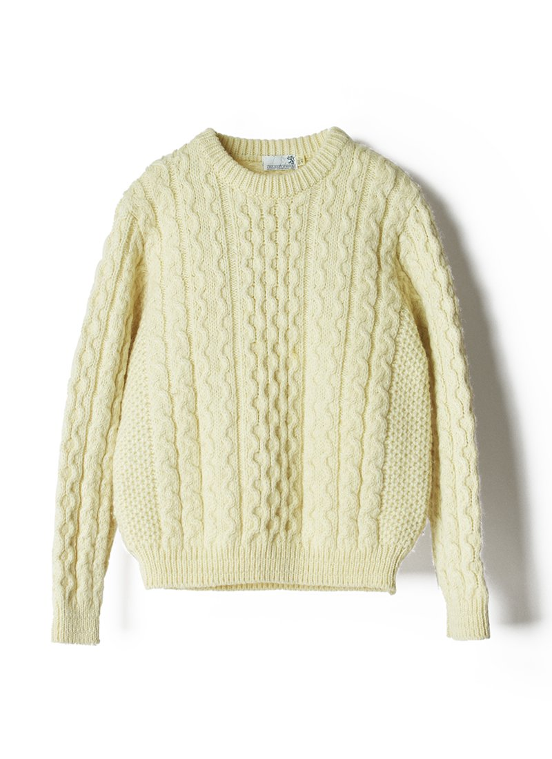 USED Cable Knit Sweater