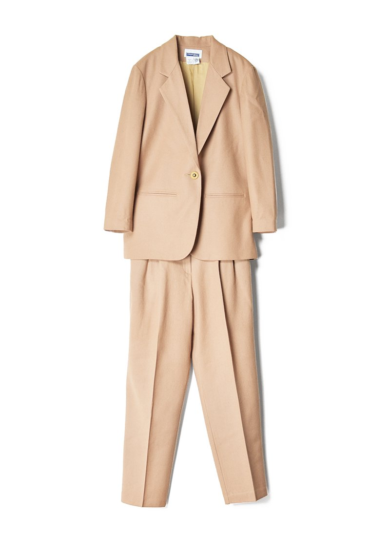 USED Wool Suits Set