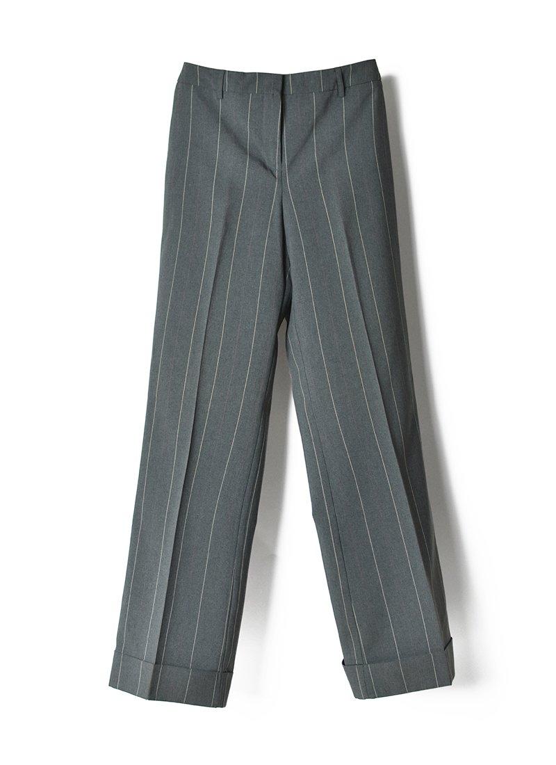 USED Striped Slacks