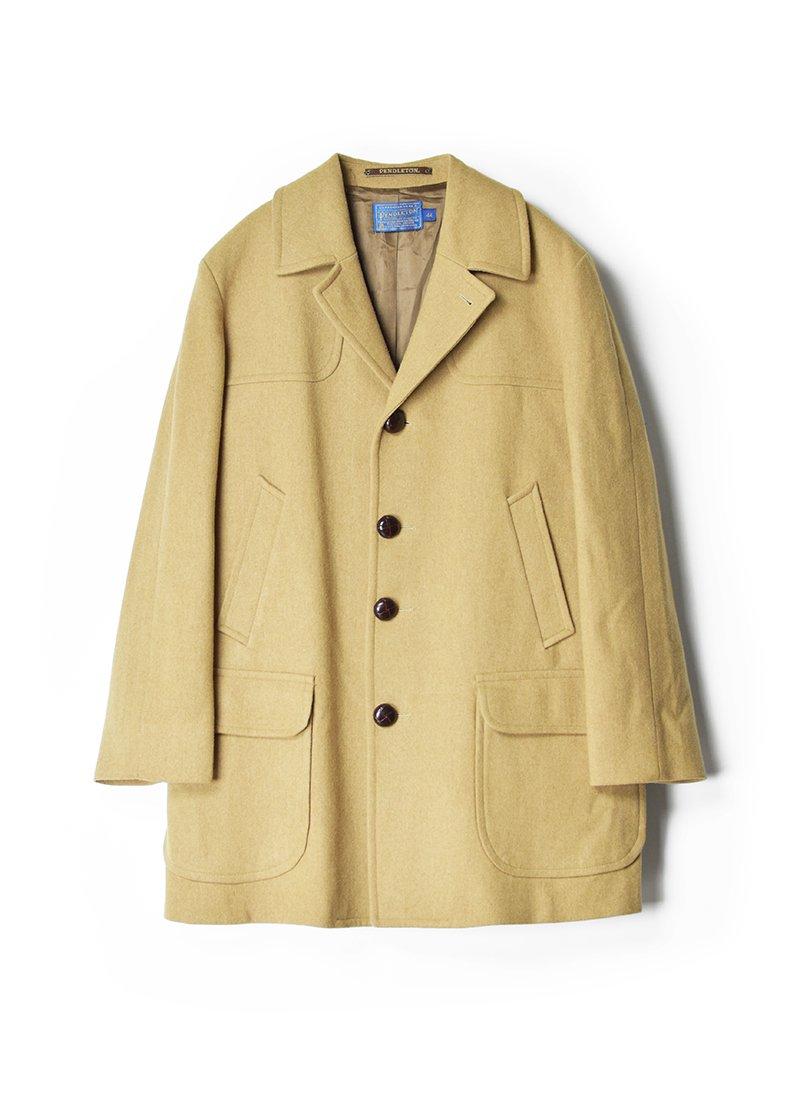 USED PENDLETON Wool Chester Coat