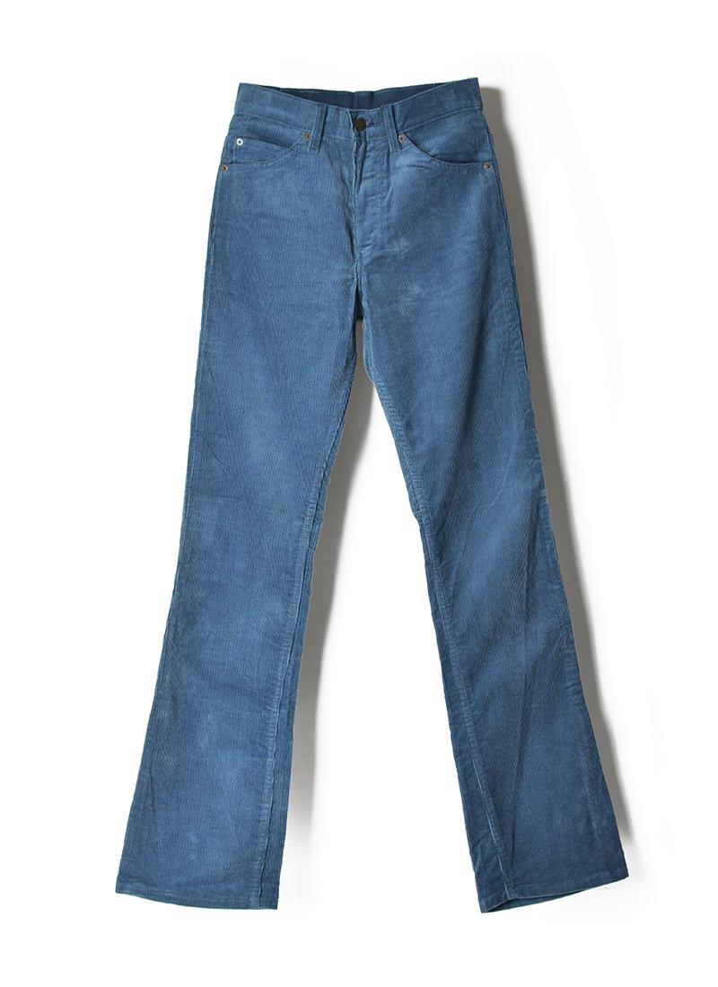 USED Levi's 517 Boot Cut Corduroy Pants