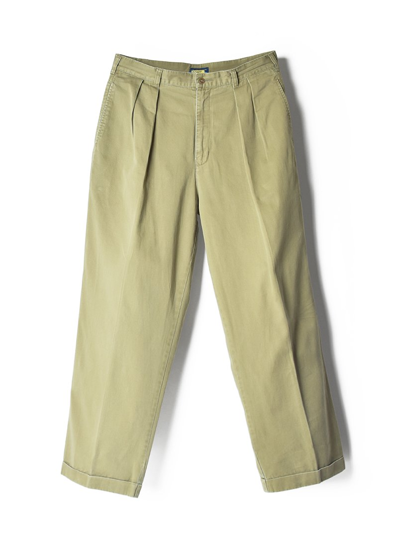 USED CHAPS Ralph Lauren Tuck Trousers