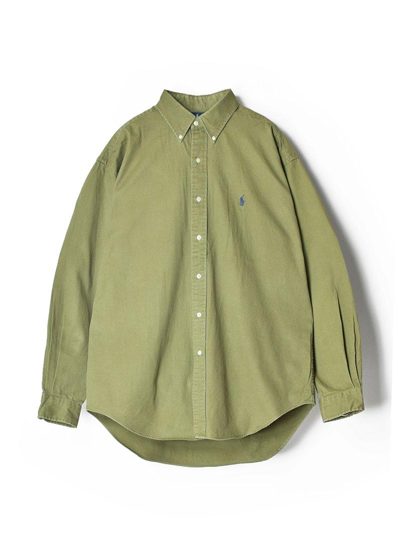 USED RALPH LAUREN B.D.Shirt