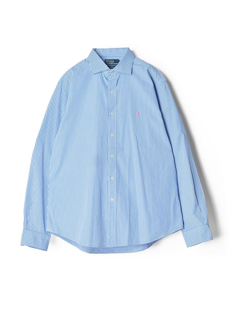USED RALPH LAUREN Stripe Shirt