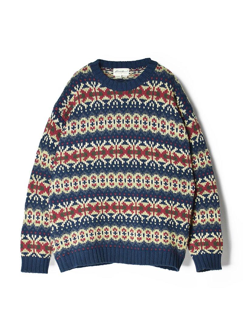 USED Eddie Bauer Cotton Sweater