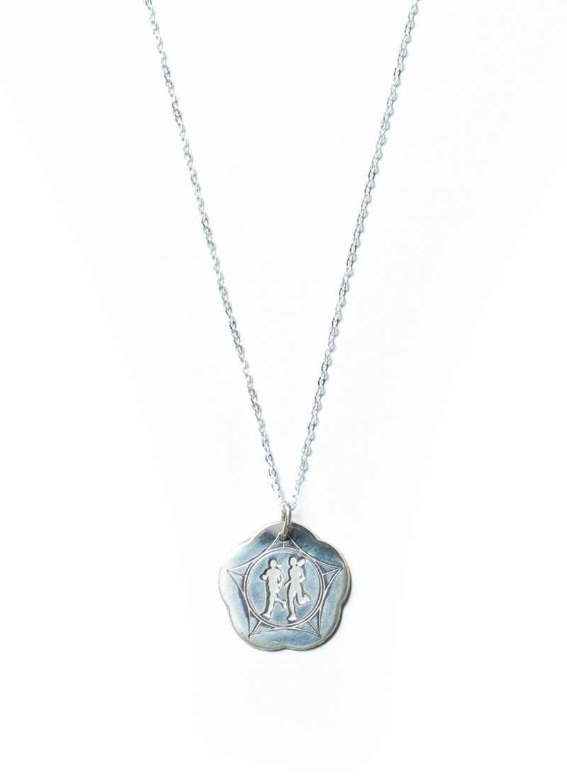 08's Tiffany × Nike Women's Marathon Charm with Chain