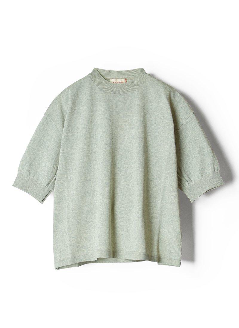 MEYAME Cotton Knit Tee