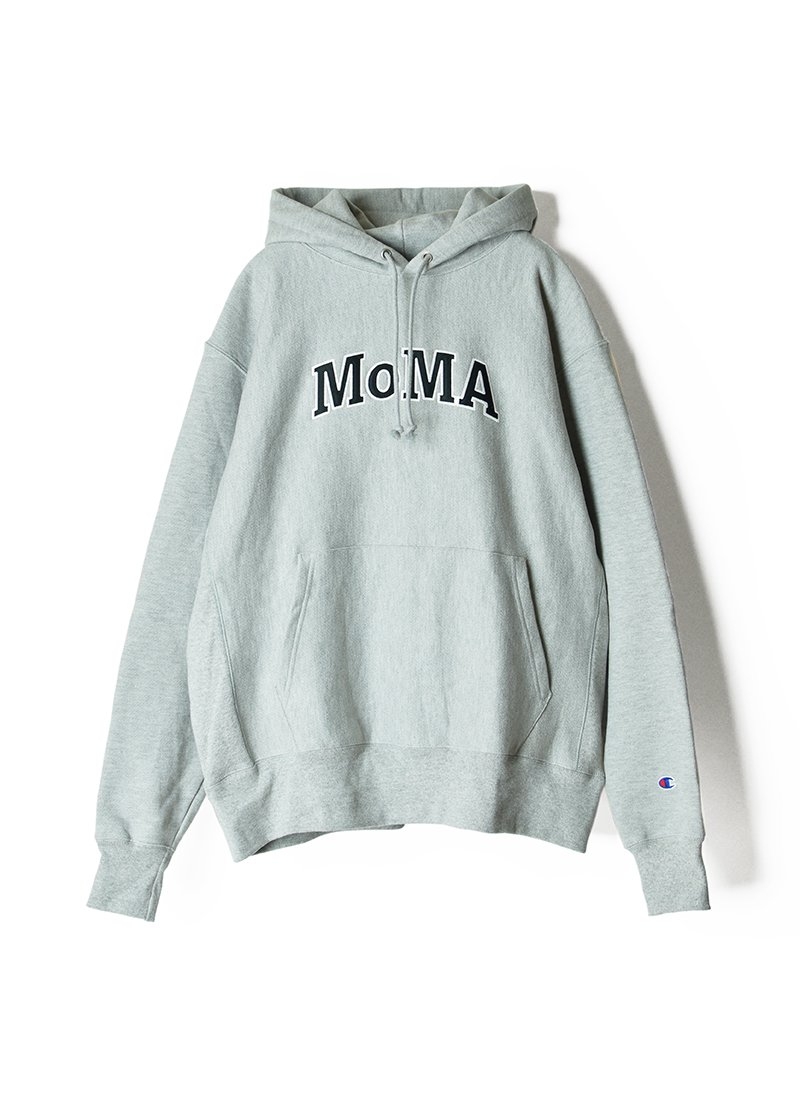 """Champion Reverse Weave Pullover Hoodie """"MoMA Edition"""""""