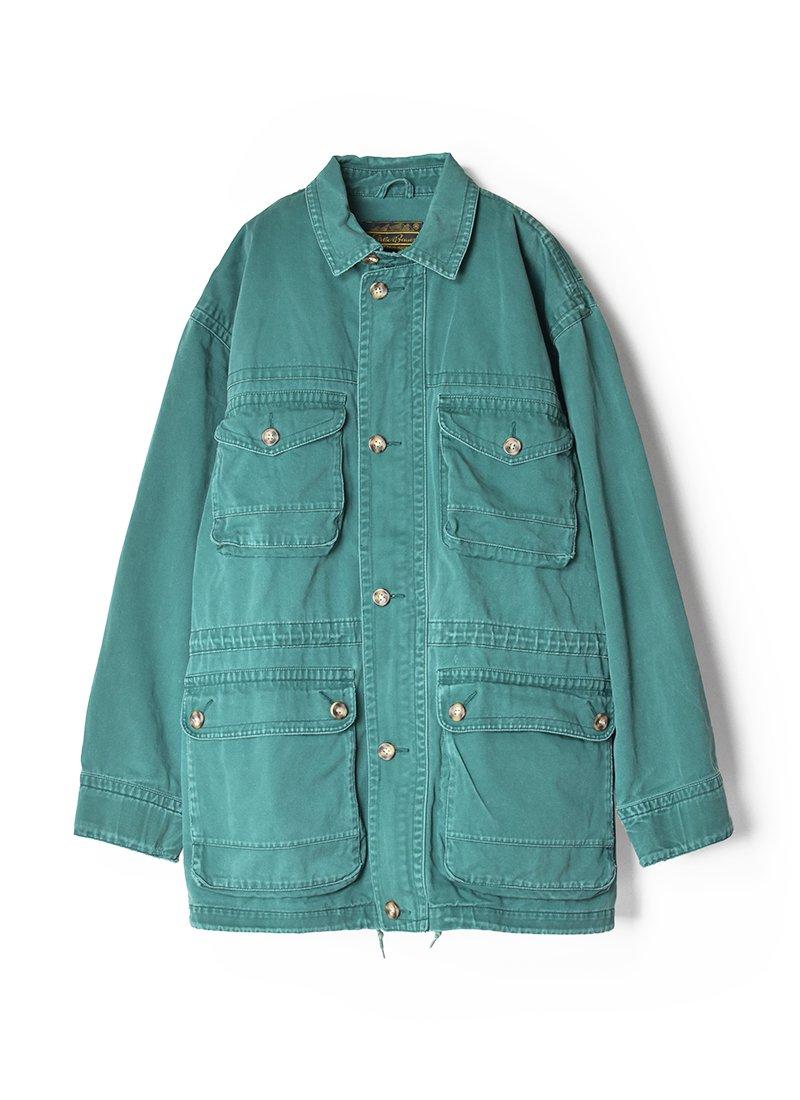 USED Eddie Bauer Cotton Jacket