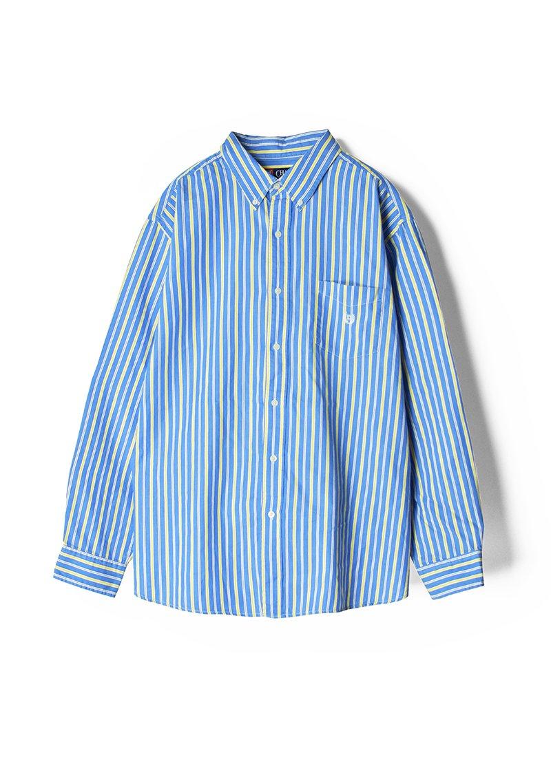 USED CHAPS RALPH LAUREN B.D.Shirt No.1