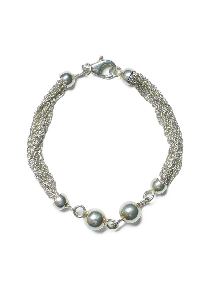 Vintage Design Silver Braclet No.2