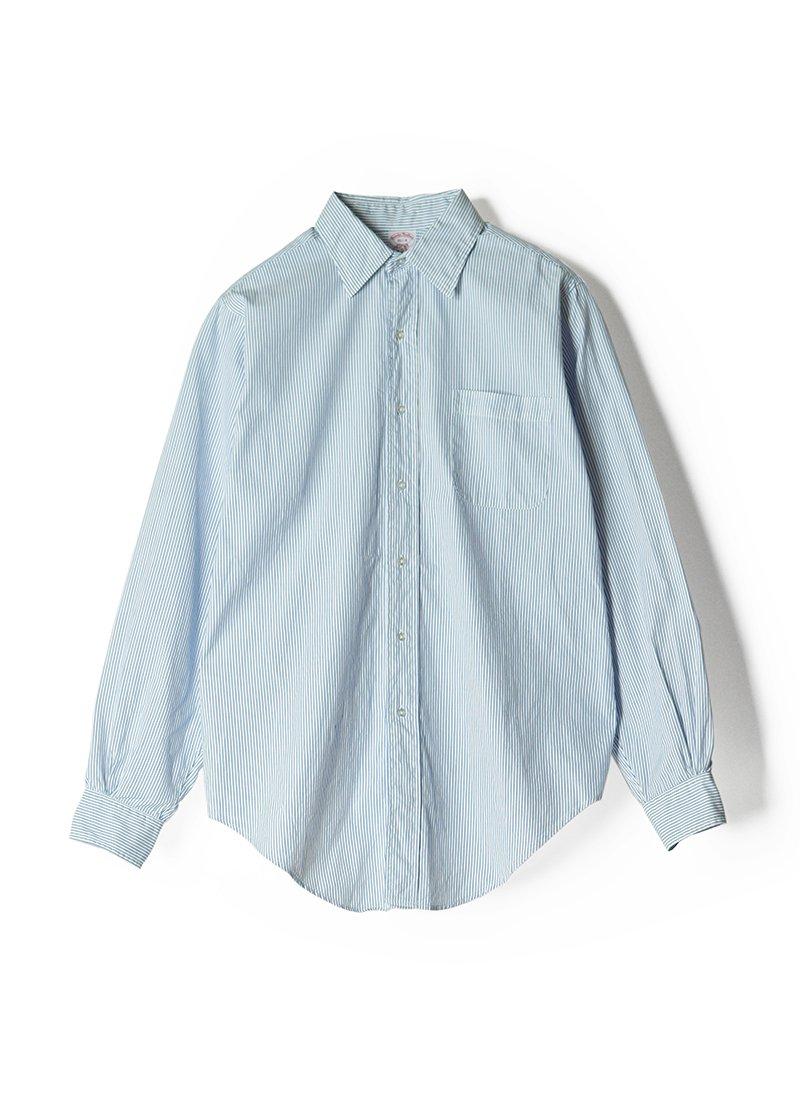USED BROOKS BROTHERS Stripe Shirt