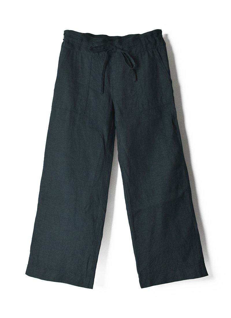 MEYAME Linen Wide Pants