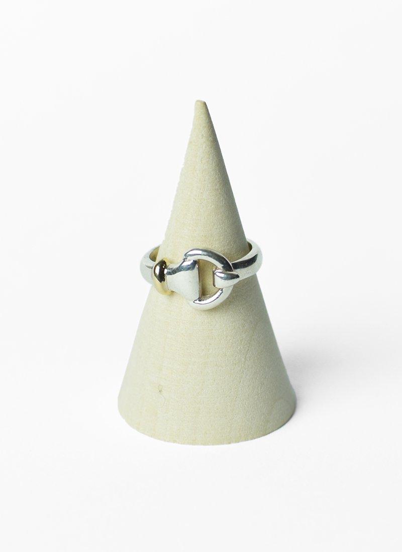 Vintage Design Silver Ring No.3