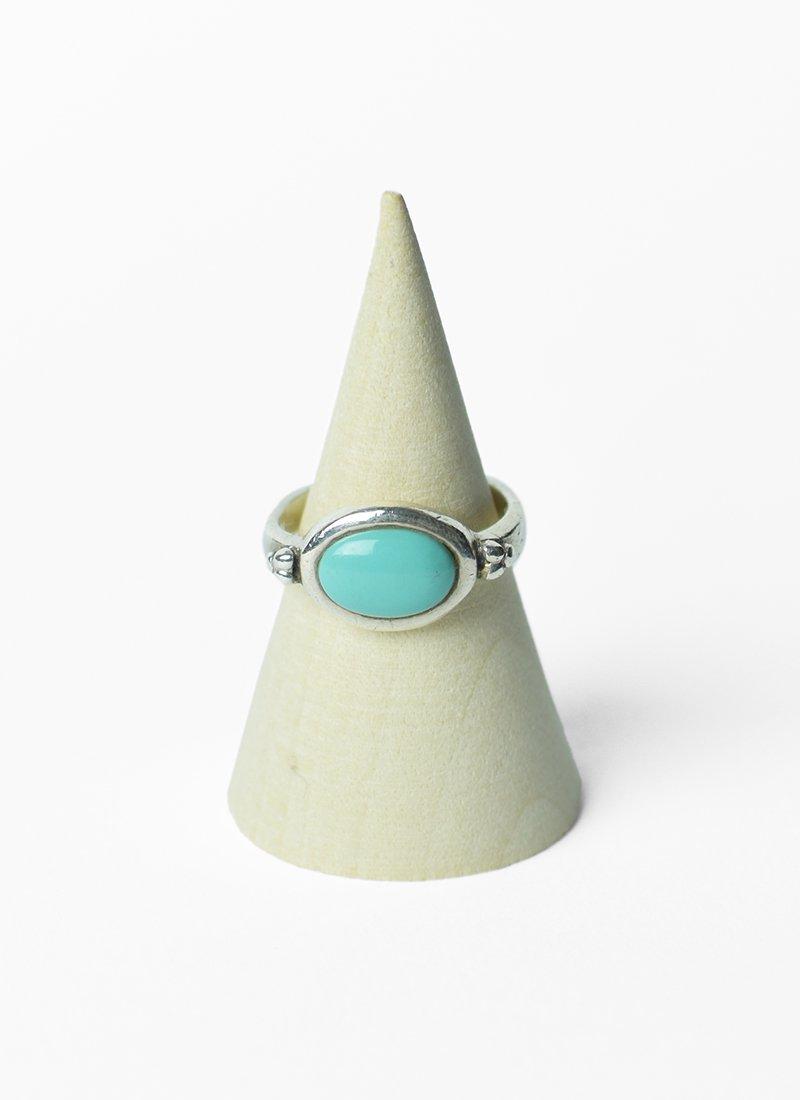 Vintage Design Silver Ring No.4