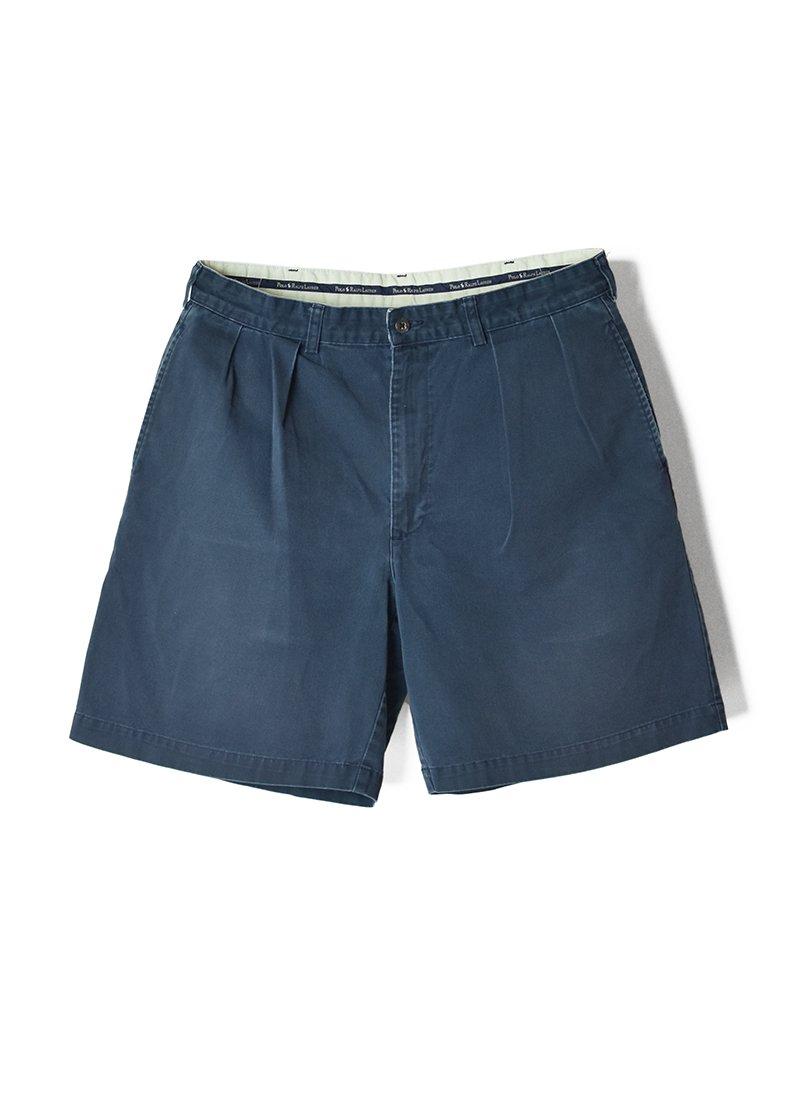 USED RALPH LAUREN Tuck Shorts No.2
