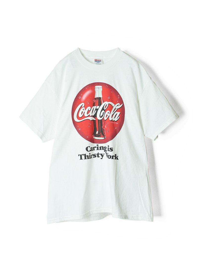USED Coca-Cola Tee