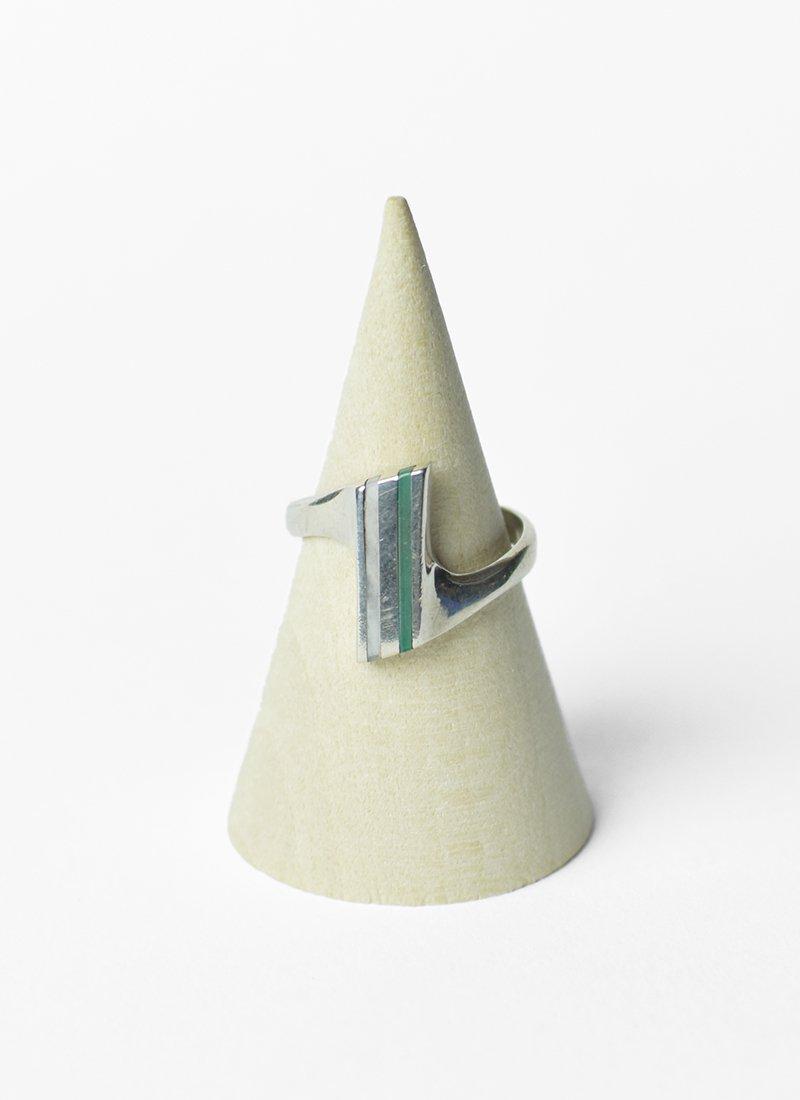 Vintage Design Silver Ring No.6