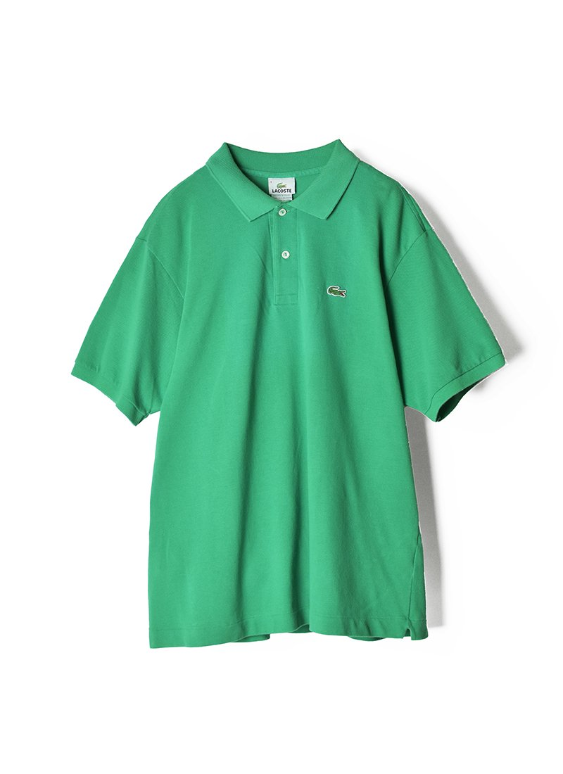 USED LACOSTE Polo Shirt No.1