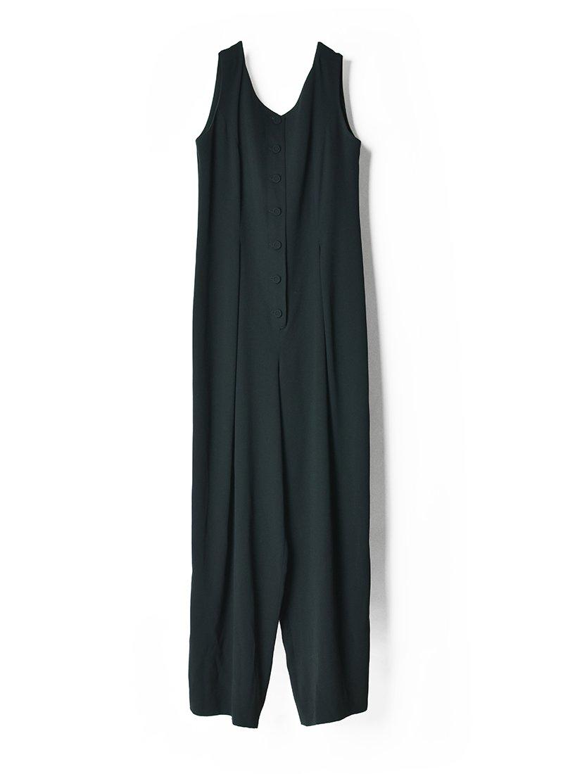 USED Black Jump Suit