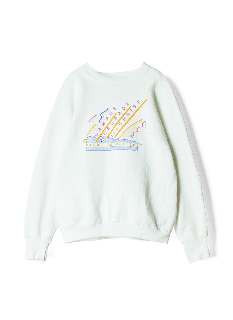 USED Print Sweat Shirts No.3