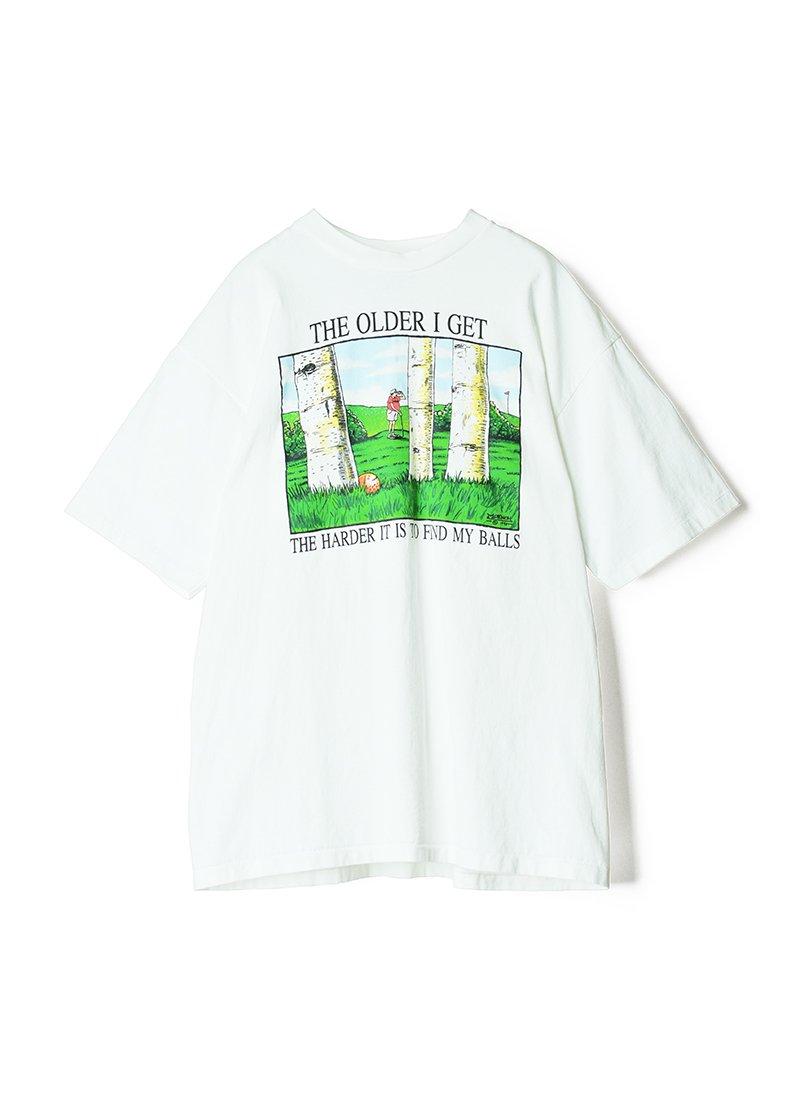 USED Golfing Tee