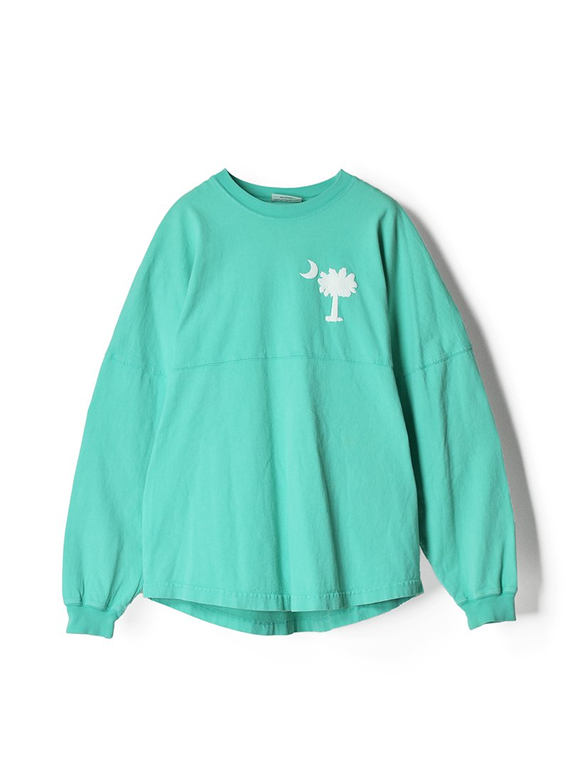 USED SPIRIT JERSEY Long sleeve T No.2