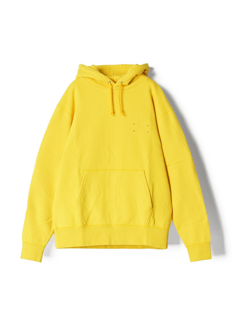 MEYAME Elbow Patch Hoodie