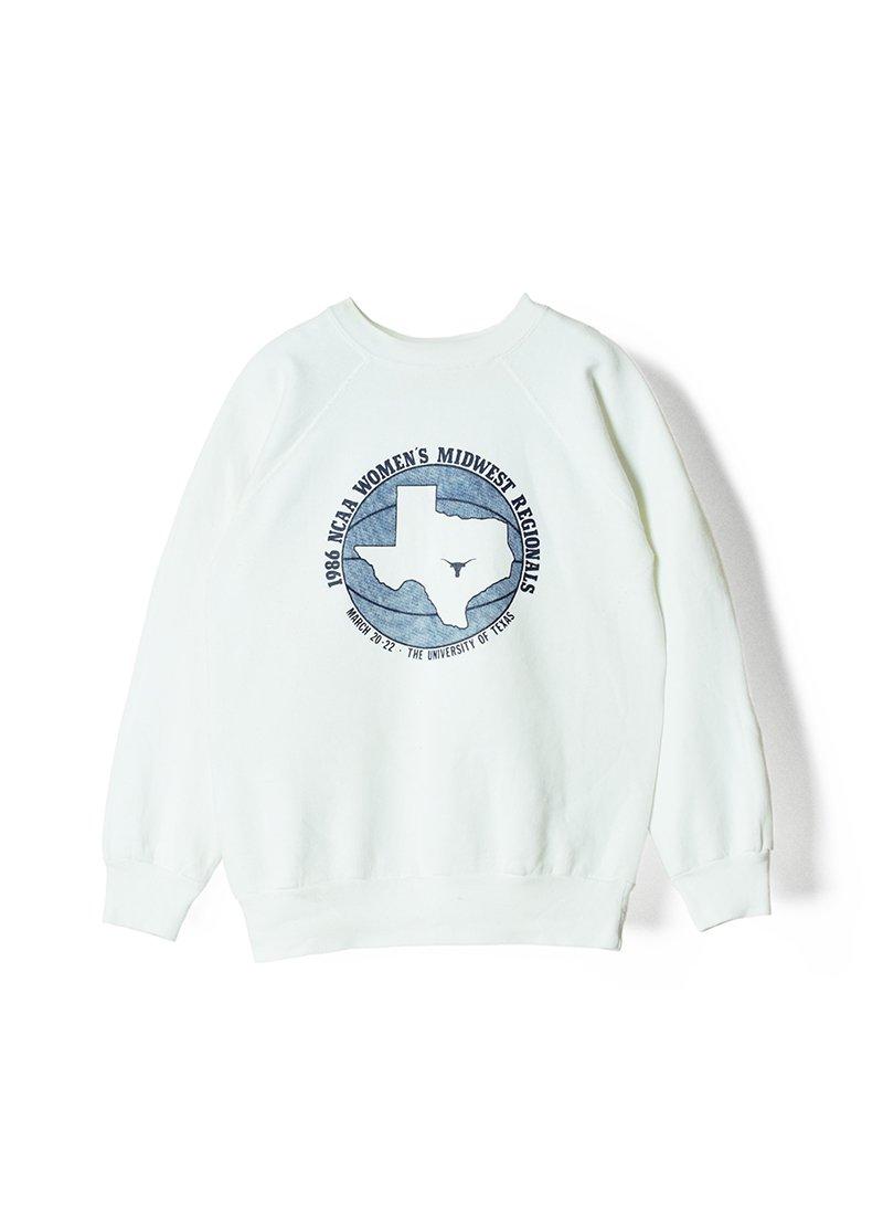 USED Champion Print Sweat Shirts