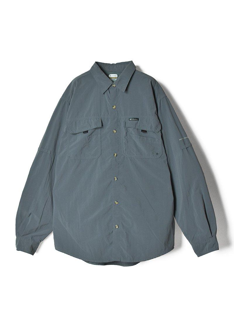 USED Columbia FIELD GEAR L/S Shirt