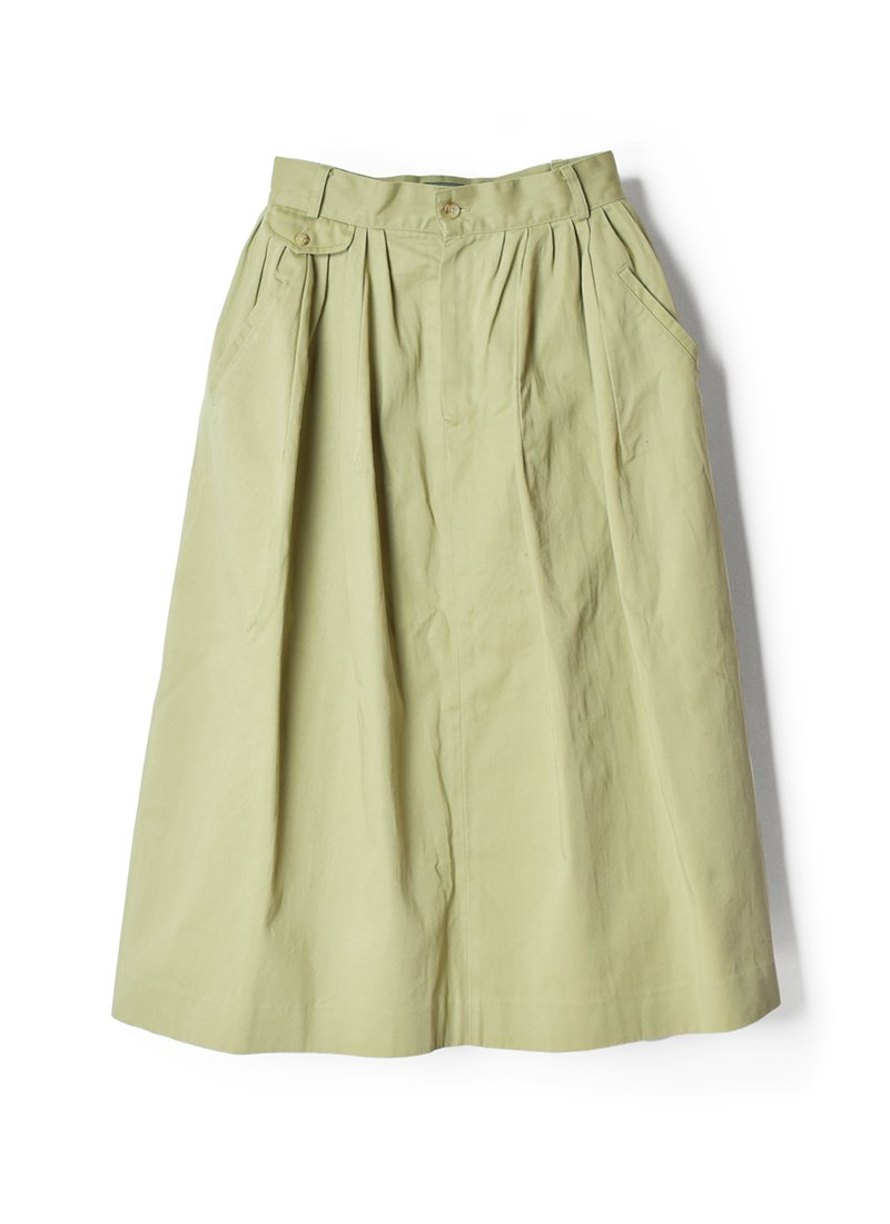 USED Polo COUNTRY Cotton Skirt