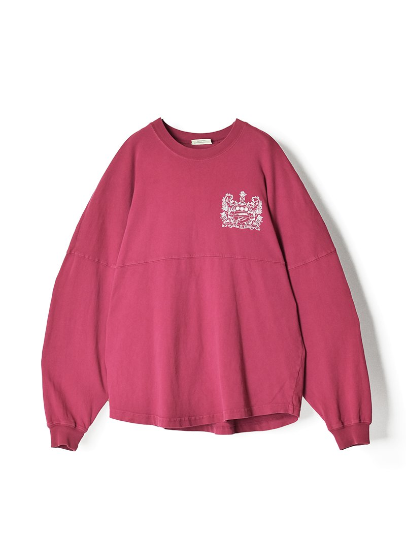 USED SPIRIT JERSEY Long sleeve T No.5