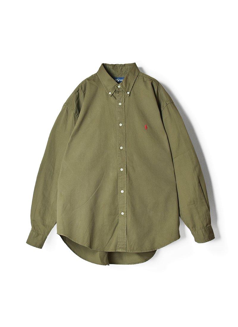 USED RALPH LAUREN B.D.Shirt No.14