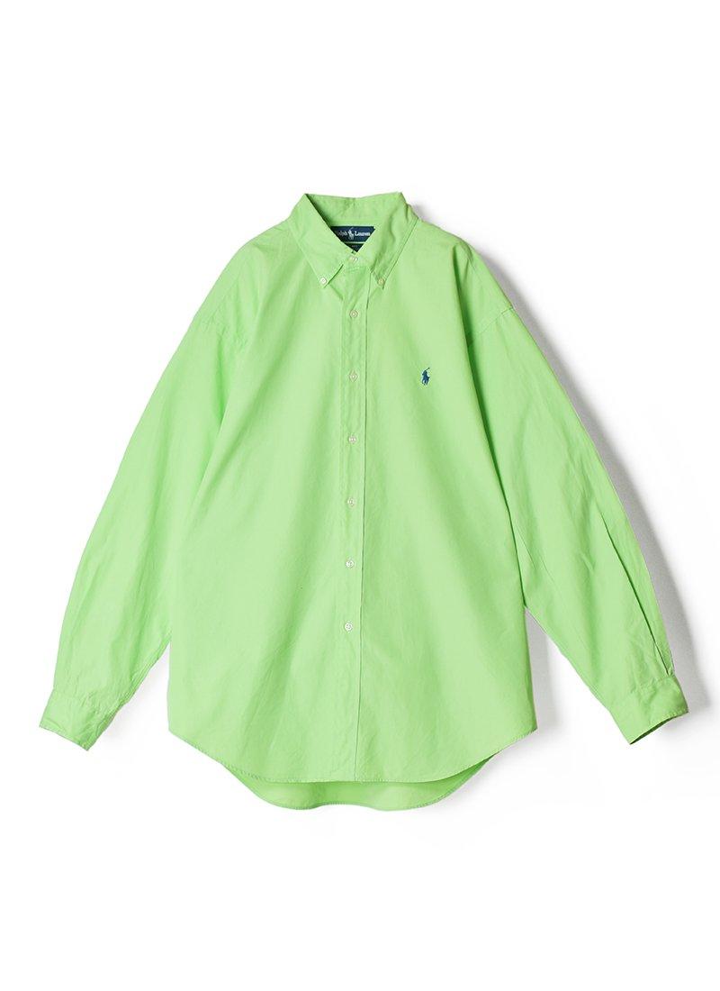 USED RALPH LAUREN B.D.Shirt No.15