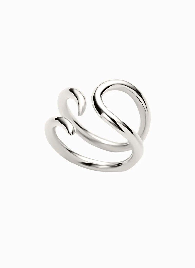 SAPIR BACHAR Paisley Ring