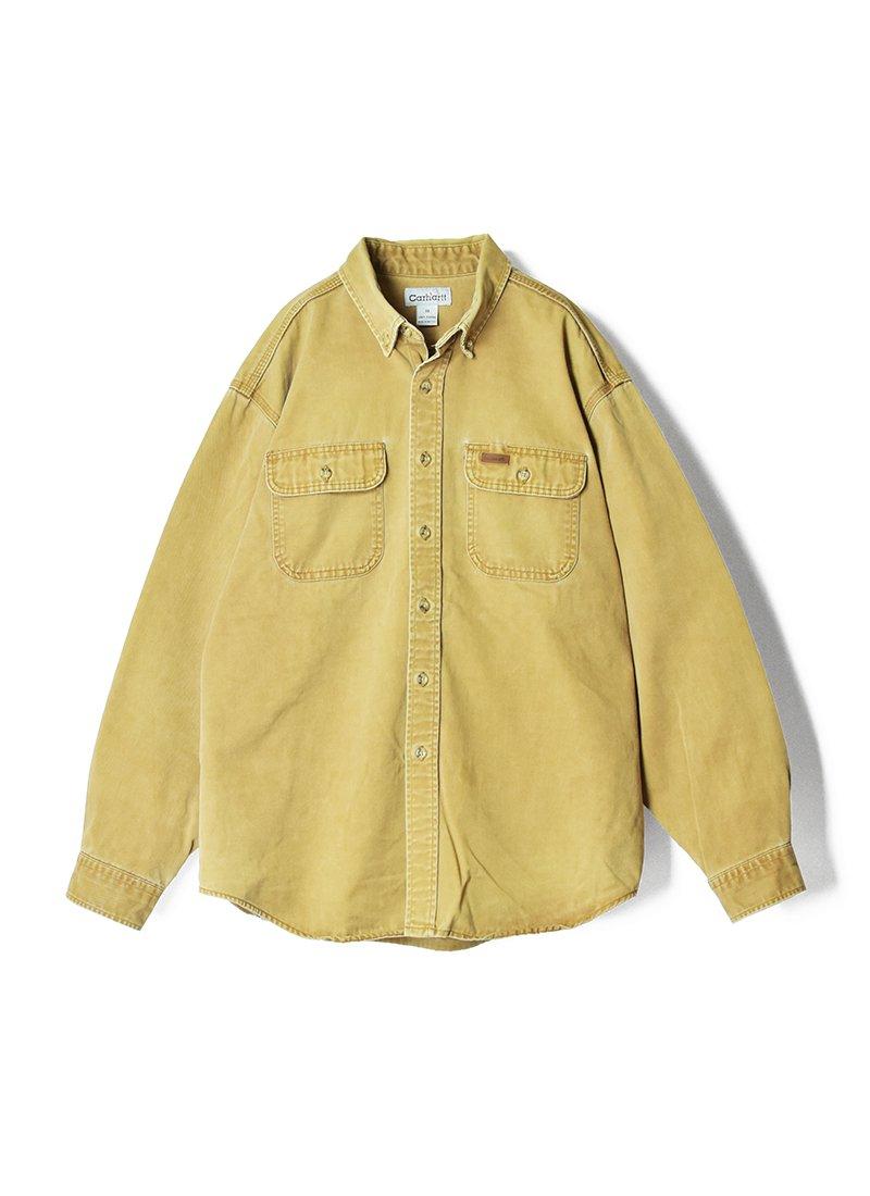 USED CARHARTT Work B.D.Shirt
