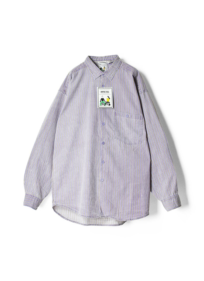 USED NOS Striped Shirt