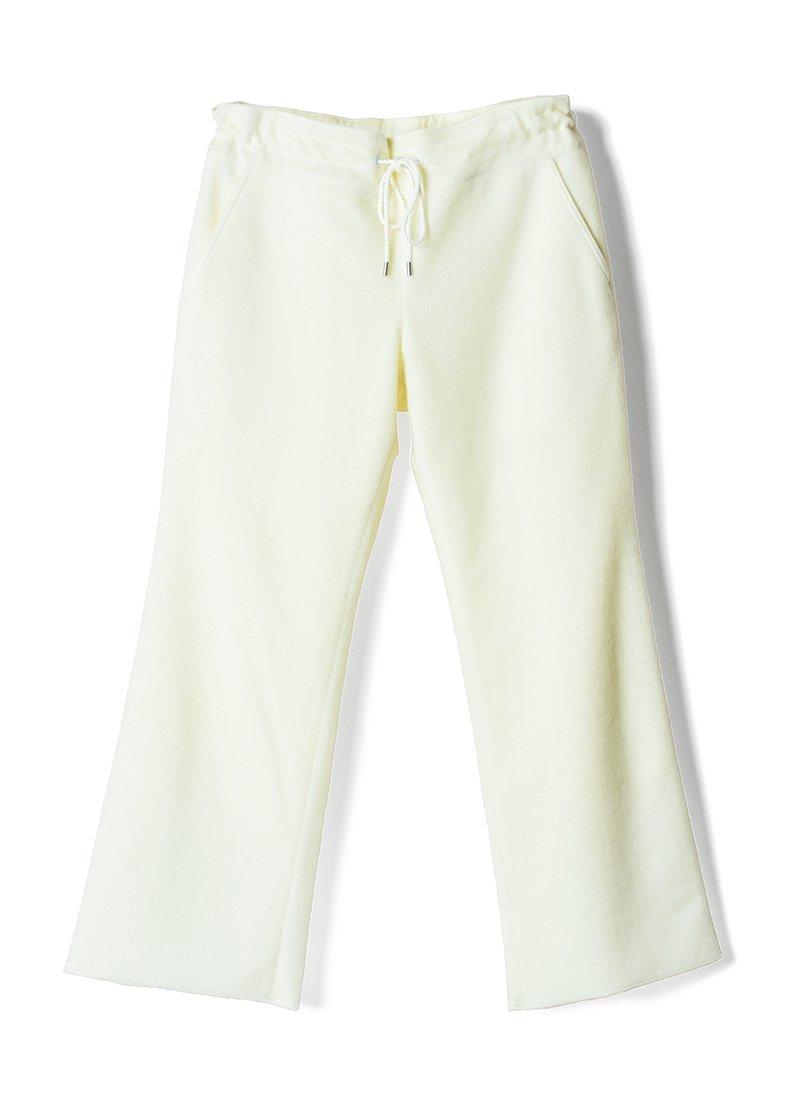 MEYAME Wool Wide Pants